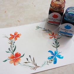Watercolor Wreath Workshop