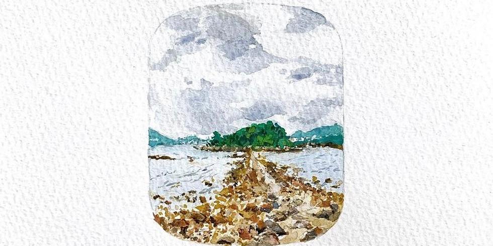 悠長假期・橋咀島不透明水彩風景畫工作坊 Gouache Landscape Painting Workshop