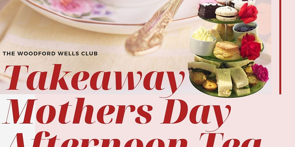 Takeaway Mothers Day Afternoon Tea