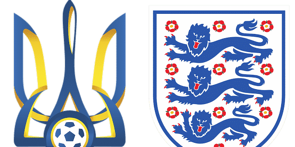 England vs Ukraine At The Wells - In The Hall - KO 8pm