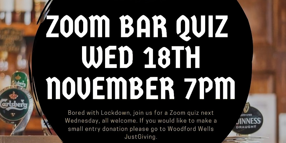 Woodford Wells Zoom Quiz
