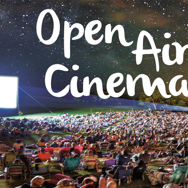 The Woodford Wells Club Open Air Silent Cinema 2021 - Screening Grease!