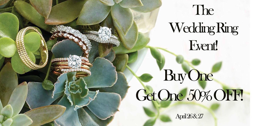 The Wedding Ring Event!