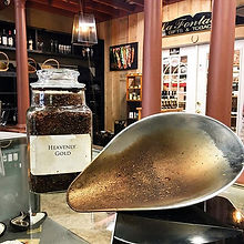 Little reminders like this seasoned tobacco scale helps remind us of our 32 years! Stop by and check