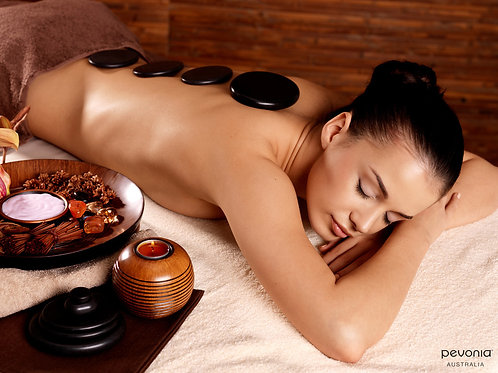 30 Minute Lithos Hot Stone Massage Gift Certificate