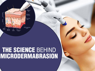 The Science Behind Microdermabrasion