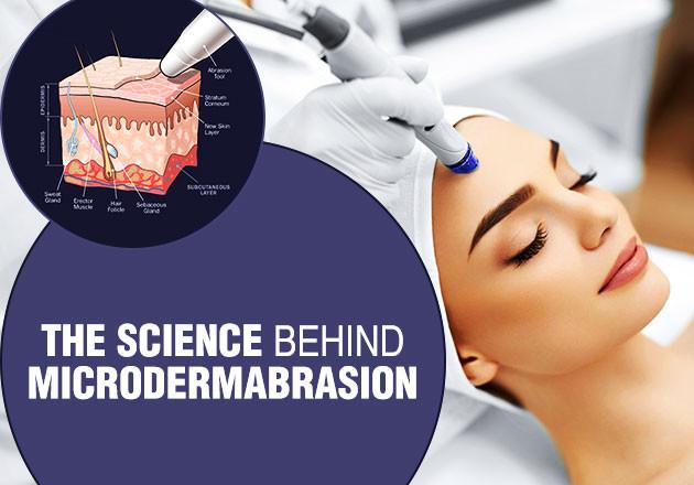 The Science Behind Microdermabrasion