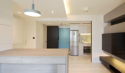 Kitchen & Foyer