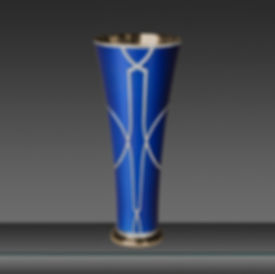 Blue Gold Vase w DIAMONDS SAMPLE_V03 (1)