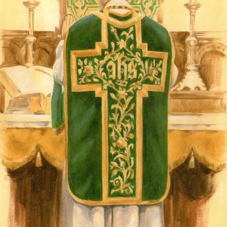 Ritus servandus in celebratione Missae