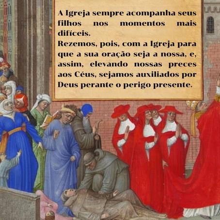 Orações contra o Corona Vírus