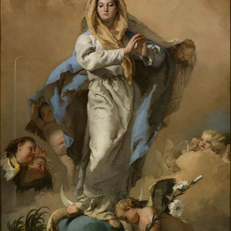 Meditação sobre a nobreza da Imaculada Conceição