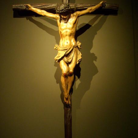 A Paixão de Jesus e os nossos pecados (Homilia)