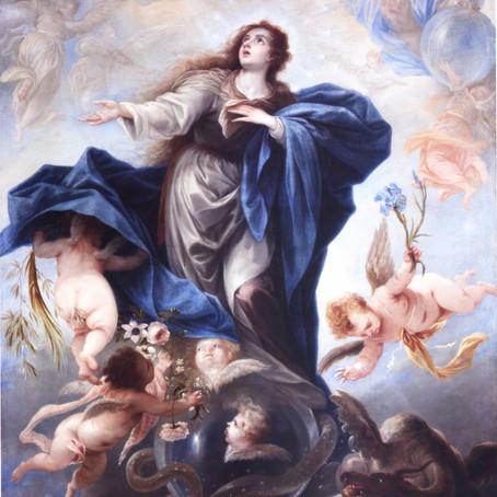 O privilégio da Imaculada