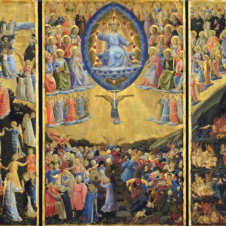 Comentários litúrgicos sobre o I Domingo do Advento