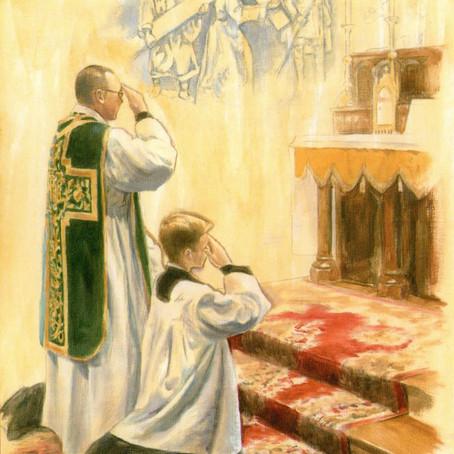 Ritus Servandus III: De initio Missae