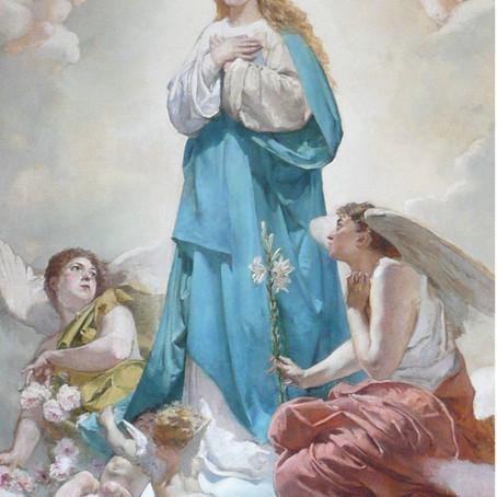 Meditação sobre o mistério da Imaculada Conceição