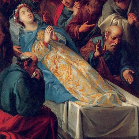 A morte e Assunção de Maria (sermão)