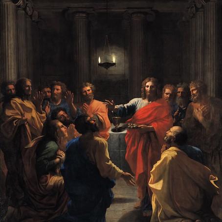 A Última Ceia do Senhor (Homilia)