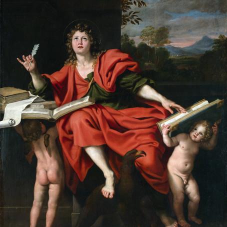 São João, o Discípulo Amado!