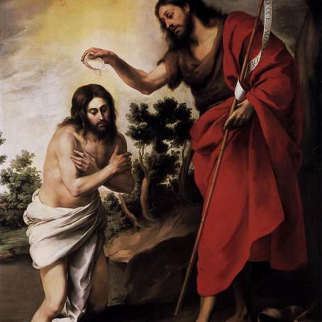 Missa do Batismo do Senhor