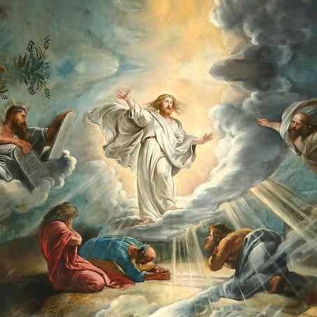 A Transfiguração de Jesus explicada!