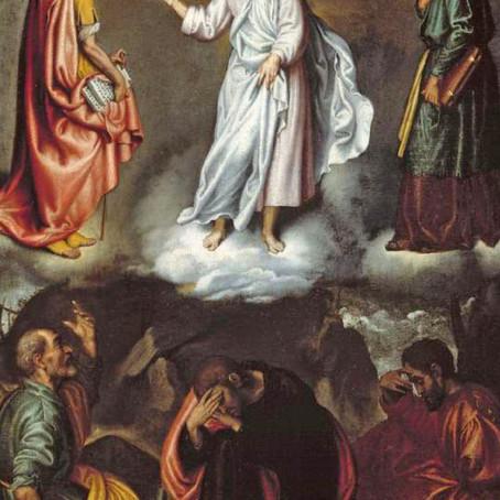 A Transfiguração e a Paixão (Homilia)