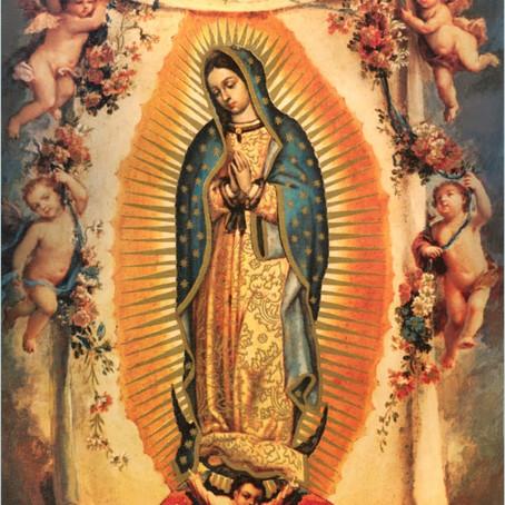 Completas de Nossa Senhora de Guadalupe