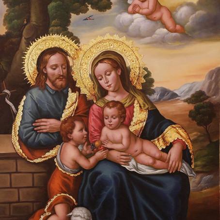 Missa da Sagrada Família