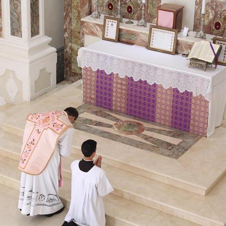 Comentários litúrgicos sobre o III Domingo do Advento