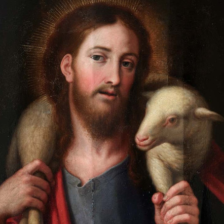 Jesus, nosso Bom Pastor (Homilia)