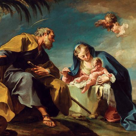 Missa dos dias durante a Oitava do Natal