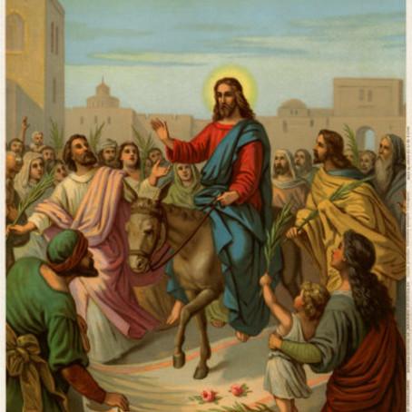 O Evangelho de Ramos explicado!