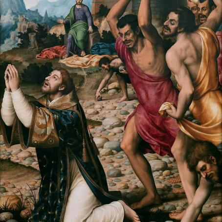 Missa de Santo Estêvão, Protomártir