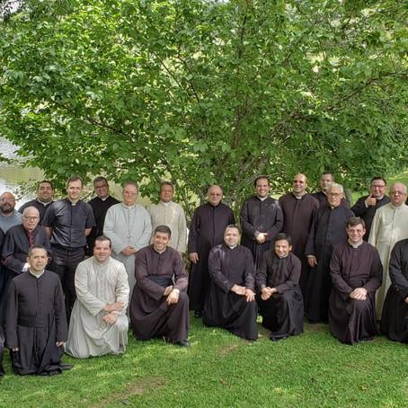 Administração Apostólica: Semana de Estudos, Nomeações e Clero