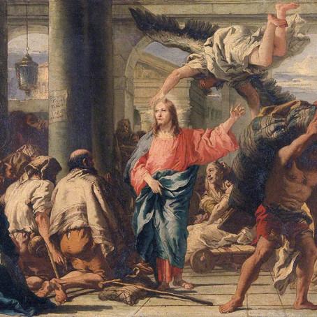 Missa da Quinta-feira III semana da Quaresma