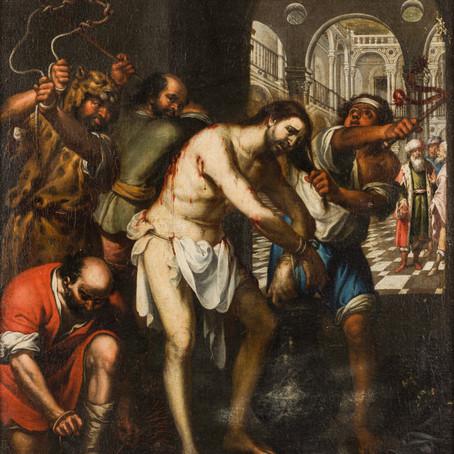 Jesus flagelado, coroado de espinhos e condenado à morte (Homilia)