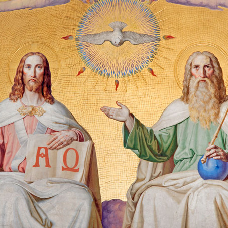 Missa do Domingo da Santíssima Trindade