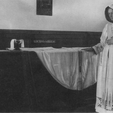 Ritus Servandus I: De praeparatione sacerdotis celebraturi