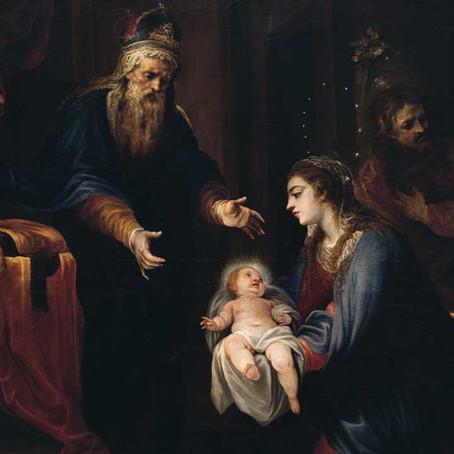Missa do Domingo dentro da Oitava do Natal