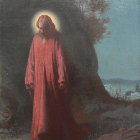A mudez espiritual (Homilia)