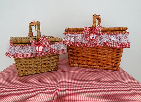 Canasta picnic Clásica