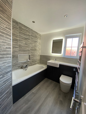 Bathroom - Rogiet