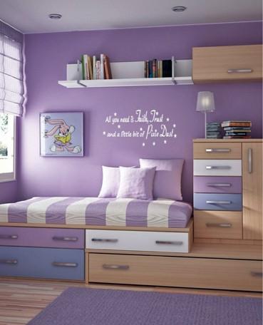 צביעת חדר ילדים בנות סגול.jpg