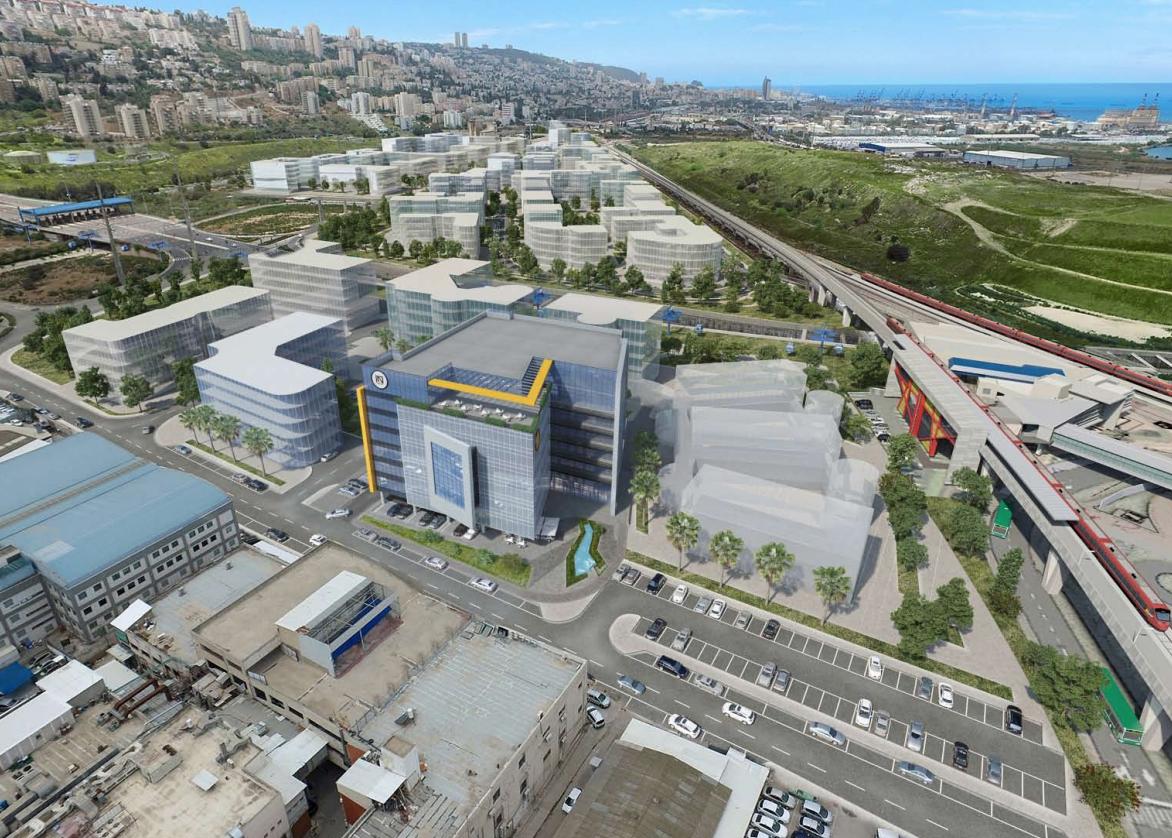 חיפה ליווי בנייה ירוקה