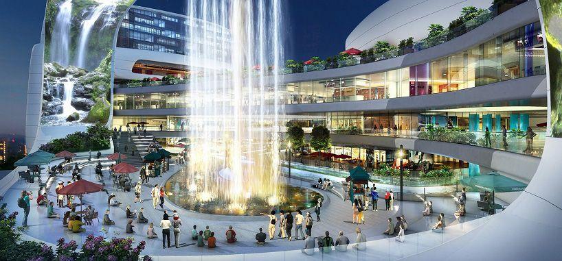 Green Malls