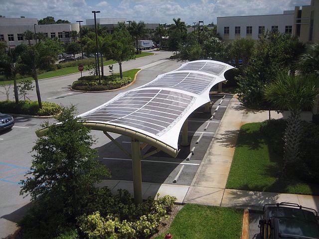 Solar Shading Simulation