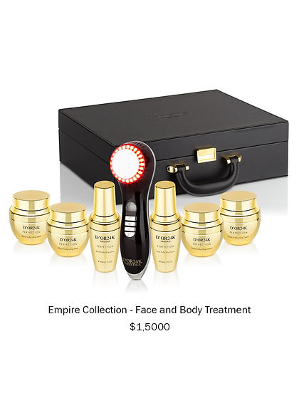 Empire Collection - Face and Body Treatm
