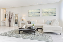 דירה צבוע לבן עם תיקרת גבס.jpg