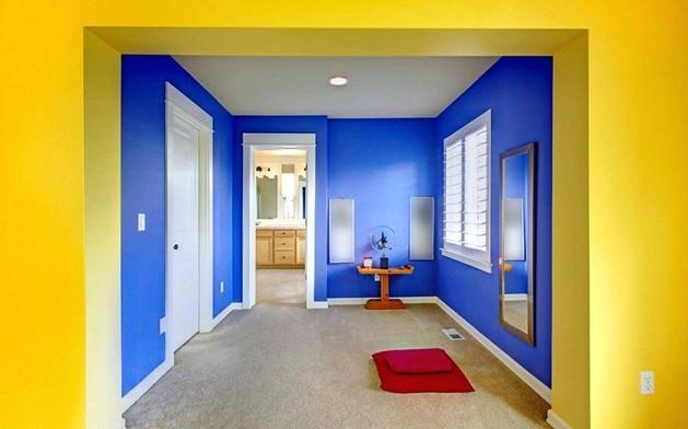 צביעת דירה כחול צהוב.jpeg